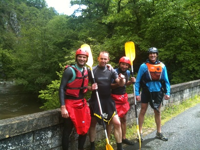 Sortie kayak genis 3