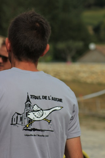 trail auche2016 t shirt