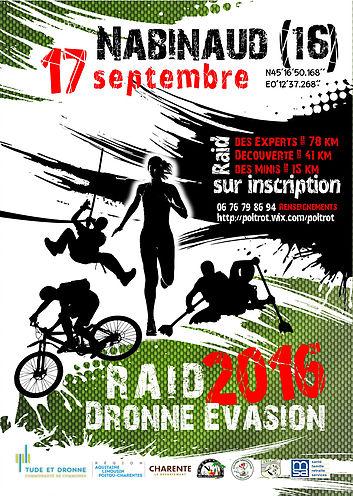 raid dronne double2016