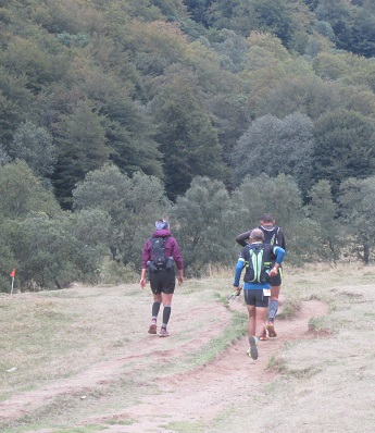 trail sancy 60km 2016 JP patrick karine