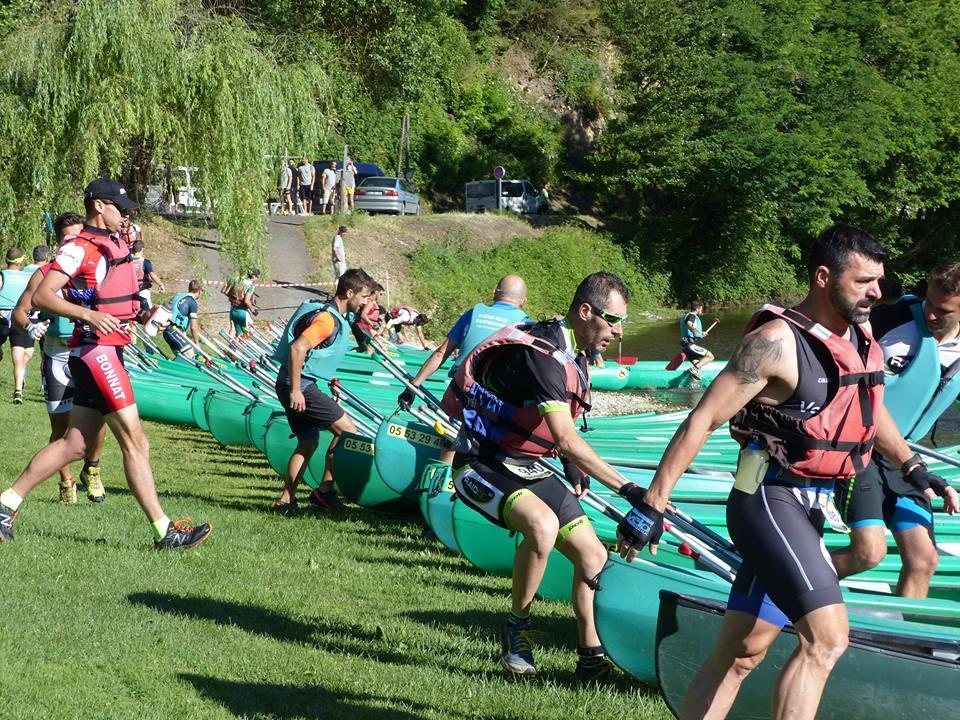 canoe guill
